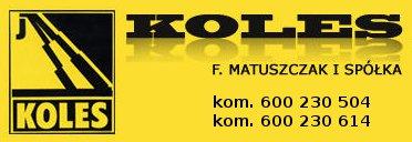 Koles Gorzów Wlkp.  wynajem - dźwigi samochodowe (żurawie samochodowe)